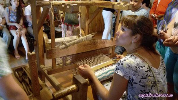 Музей льна, достопримечательности Мышкина