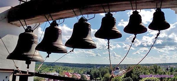 Колокола, Колокольня Успенского собора, Мышкин
