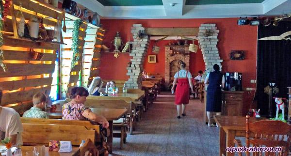 Ресторан Мышеловка, достопримечательности Мышкина