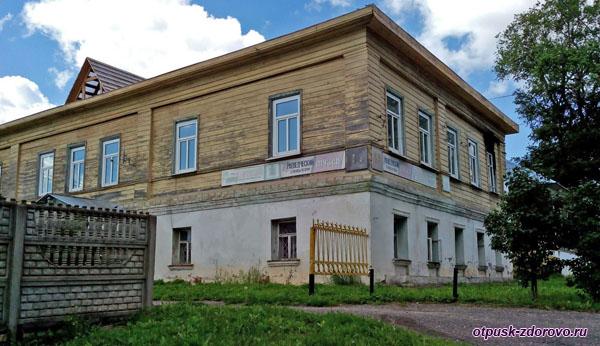 Музей личных коллекций, православный Мышкин