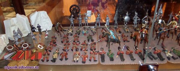 Коллекция солдатиков, Музей личных коллекций, православный Мышкин