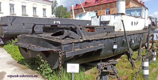 Минный тральщик, Музей ретро-техники Мышкинский Самоходъ, Мышкин