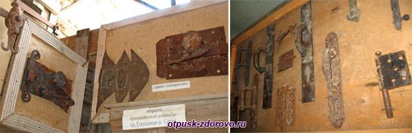 Замки и засовы, Мышкинский народный музей, Мышкин