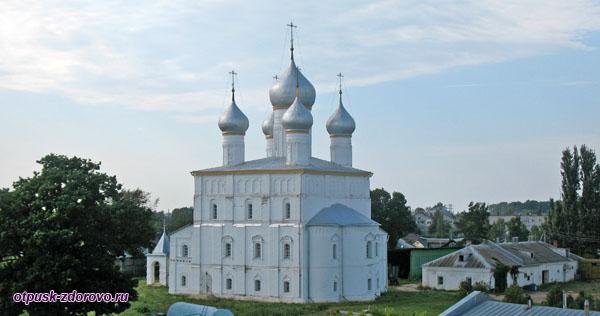 Свято-Преображенский храм, Спасо-Яковлевский монастырь, Ростов Великий