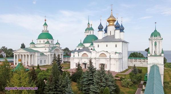 Спасо-Яковлевский монастырь, Ростов Великий