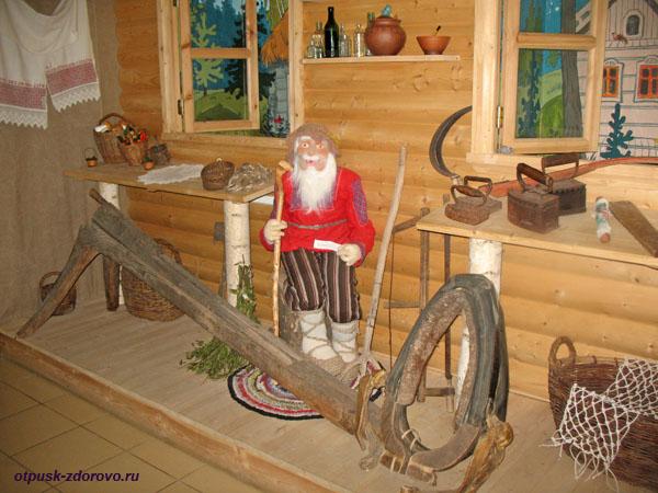 Домовой, Музей Царевны-Лягушки в Ростове Великом