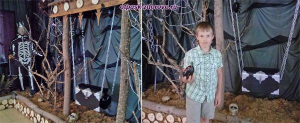 Кащей Бессмертный и яйцо с его смертью, Музей Царевны-Лягушки в Ростове Великом
