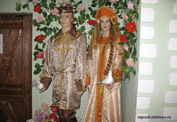 Пара влюбленных, Музей Царевны-Лягушки в Ростове Великом