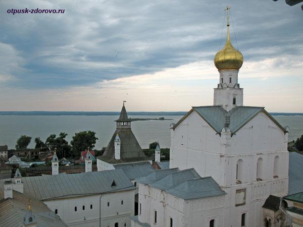 Спасская церковь, Музей-Заповедник Ростовский Кремль