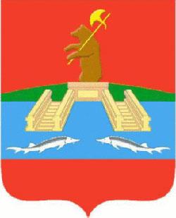 Герб города Рыбинск, Ярославская область