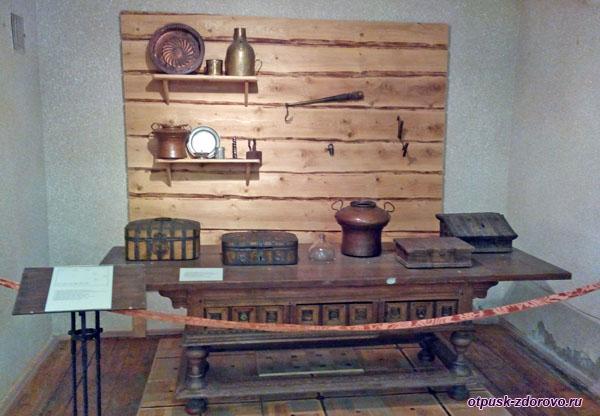 Выставка в рыбинском музее