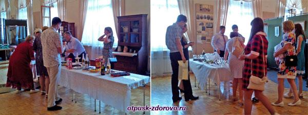 Подготовка к свадьбе в залах Рыбинского музея-заповедника