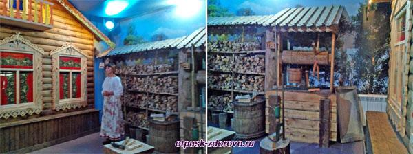 Музей баклуши в Семибратово