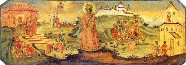 Царевич Дмитрий, в чем суть угличского дела