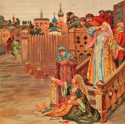 Убийство царевича Дмитрия, в чем суть угличского дела