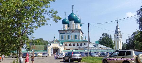 Храм Воскресения Христова, Тутаев, Ярославская область