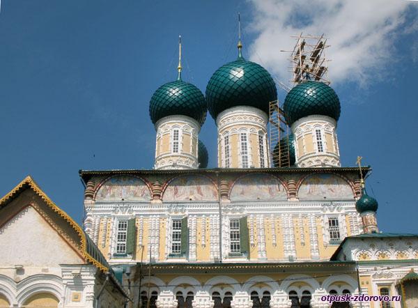 Воскресенский собор, Тутаев, Ярославская область