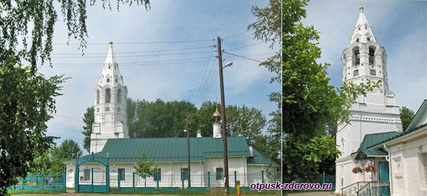 Покровская церковь, Тутаев, Ярославская область
