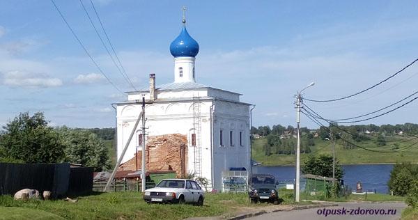 Благовещенская церковь, Тутаев, Ярославская область