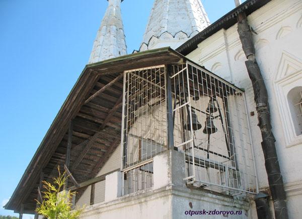 Звонница (колокольня) Алексеевского монастыря, Углич