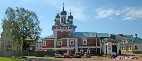 Смоленская церковь, Богоявленский монастырь, Углич