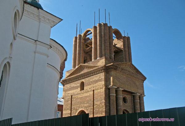 Колокольня Богоявленского монастыря, Углич