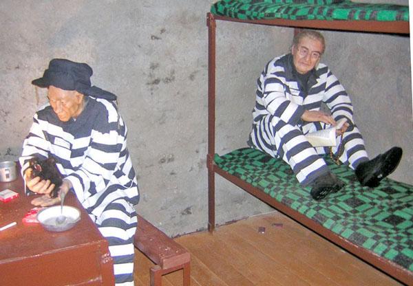 Музей тюремного искусства достопримечательности Углича