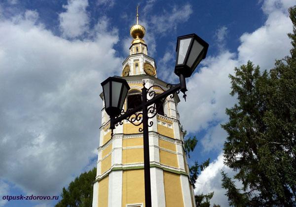 Угличский Кремль, Колокольня, Спасо-Преображенский собор, Углич