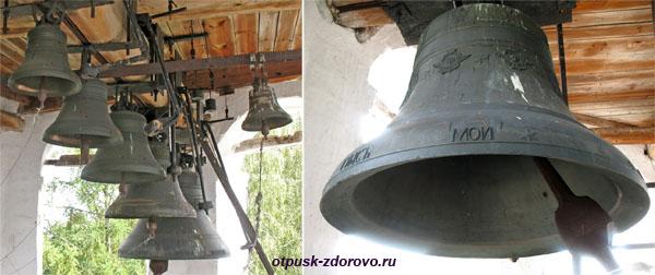 На колокольне Спасо-Преображенского собора, Угличский Кремль, Углич