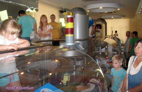 Машинный зал, Музей гидроэнергетики, Углич