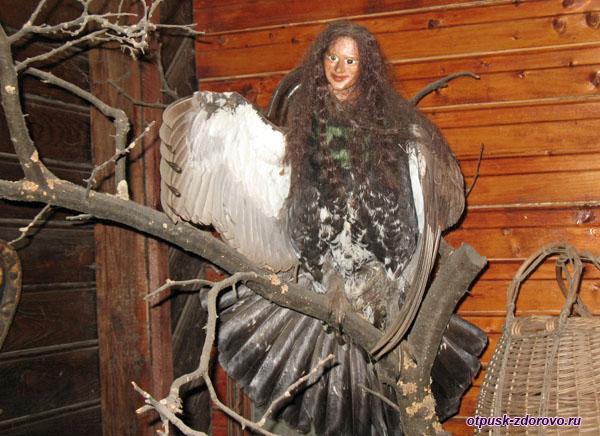 Птица Сирин, Углич