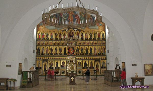 Иконостас Сергиевского собора, Варницы, Троице-Сергиев Варницкий монастырь