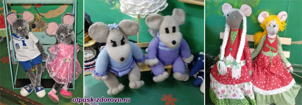 Мягкие мышки, Музей Мыши, Мышкин