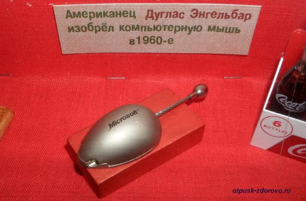 Компьютерная мышка, Музей Мыши, Мышкин