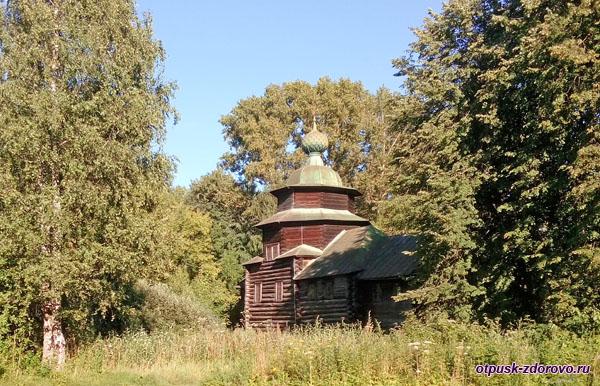 Церковь Ильи Пророка, Музей деревянного зодчества, Кострома