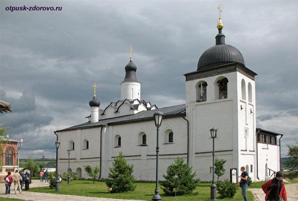 Церковь Сергия Радонежского, Свияжск