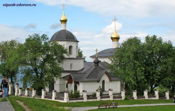 Церковь Святых Константина и Елены, Свияжск
