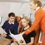 Выбор питания на борту Аэрофлота: что входит в меню и как заказать
