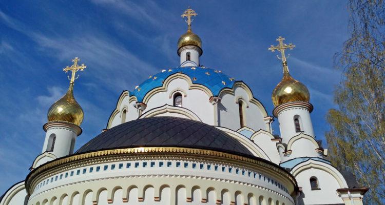 Свято-Елисаветинский монастырь, Минск, Беларусь