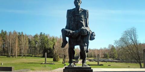 Белорусь, Хатынь-история трагедии