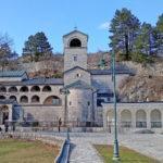 Монастырь Цетинье в Черногории и святой Петр Цетинский