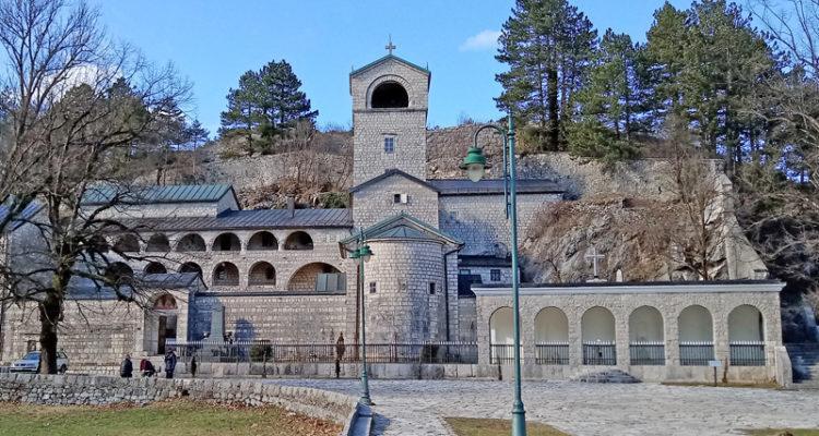Цетинский монастырь, Черногория