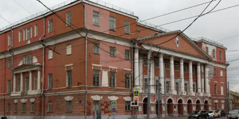 Дома Якова Брюса в Москве на Разгуляе