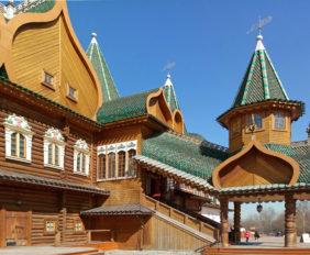 Дворец Алексея Михайловича в Коломенском, Москва