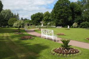 Екатерининский Парк в Царском Селе (город Пушкин)
