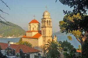 Монастырь Савина в Герцег-Нови, Черногория