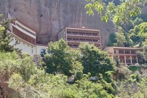 Монастырь Мега Спилеон, Греция, Калаврита