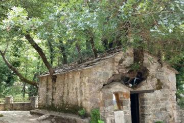 Храм святой Феодоры, Греция, Пелопоннес
