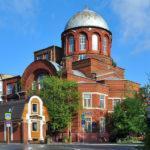 Храм Георгия Победоносца в Грузинах — частичка православной Грузии в Москве