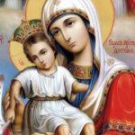 Икона Божией Матери «Достойно Есть»: история чудотворного Образа